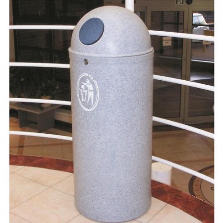 Slimline Classic Litter Bin - 52 Litre