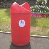 Twist Litter Bin - 90 Litre