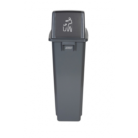 Probase Internal Recycling Bin with Dome Lid
