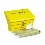 50 Litre Lockable Mini Grit Bin Winter Kit
