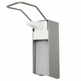 Elbow-Operated Soap & Hand Sanitiser Dispenser - 500ml Capacity