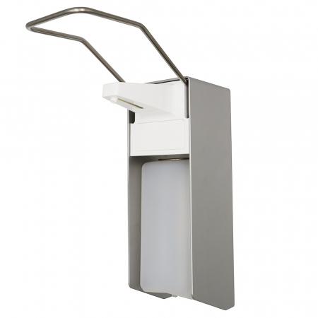 Elbow-Operated Soap & Hand Sanitiser Dispenser - 500ml Capacity