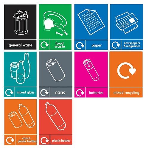 Wheelie Bin Cleaning >> Swing-Cycle Office Recycling Bin - Buy online from Bin Shop