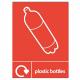 Plastic Bottles Perspex Plate