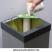 Box Cycle Quad Internal Recycling Bin