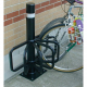 Six Station Cycle Rack