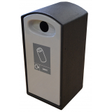 Mini Cyclo Recycling Bin - 112 Litre