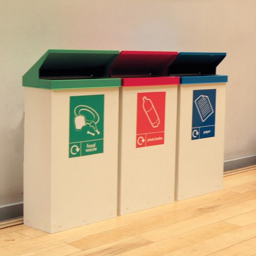 Easy Cycle Office Recycling Bin Buy Online From Shop
