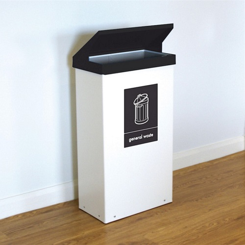 Wheelie Bin Cleaning >> Easy-Cycle Office Recycling Bin - Buy online from Bin Shop