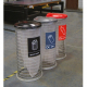 Industrial Recycling Sack Holder - 84 Litre Capacity
