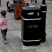 GFC Square Closed Top Litter Bin - 112 Litre Capacity