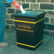 GFC Open Top Litter Bin - 77 Litre Capacity
