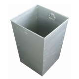 L8/INT 77 Litre Galvanised Steel Tapered Liner