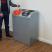 Lute Double Internal Recycling Bin - 160 Litre