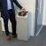 Lute Single Internal Recycling Bin - 80 Litre