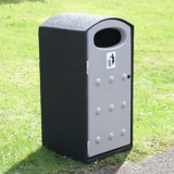 Mini Cyclo Litter Bin - 112 Litre Capacity