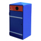 Never Rust Recycling Bin - 112 Litre