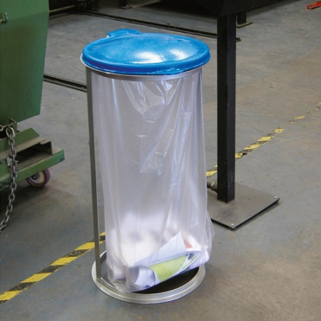 Industrial Open Sack Holder - 84 Litre Capacity
