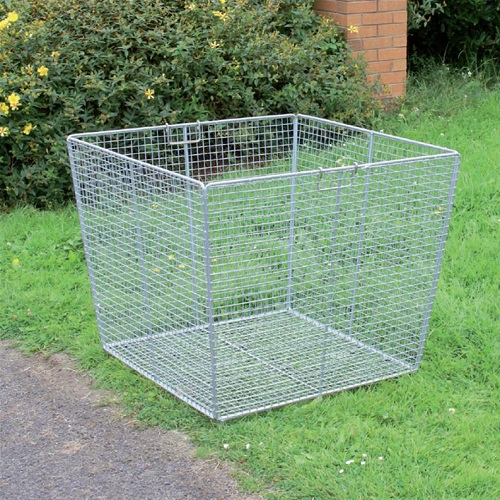 Extra Large Square Wire Basket Buy Online From Bin Shop