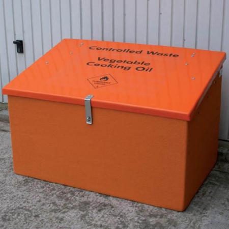 685 Litre Glass Fibre Composite Storage Units