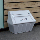 Clay Storage Container