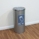 Torpedo Single Recycling Bin
