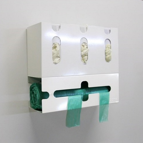 Glove And Apron Dispensers Wall Mounted Dispensers