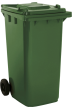 Wheelie Rubbish Bin