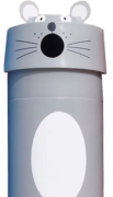 Mouse Animal Face Litter Bin
